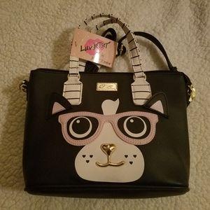 Bags - NWT Betsey Johnson Cat Purse